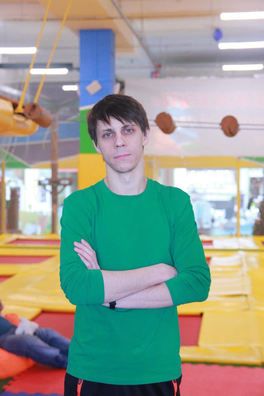Чмель Дмитрий